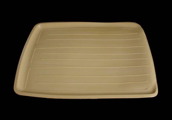 Vintage Rubbermaid Drainboard Mat Large Dish Drying Rack