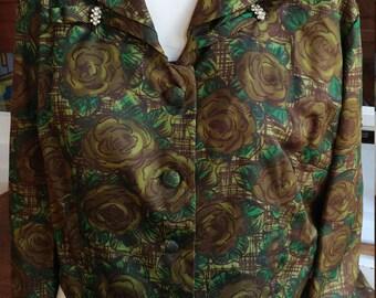 1950s suit jacket