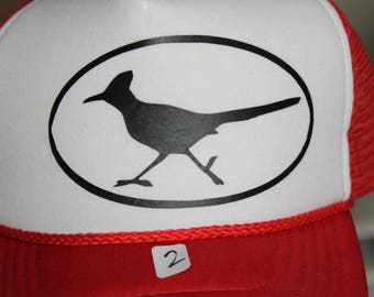 ready-to-ship 60% OFF!!*** Road Runner trucker hat [DISCOUNT PRICE]