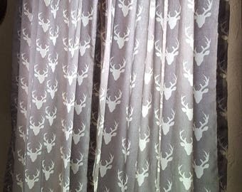 Curtain Panels or Valance - Buck