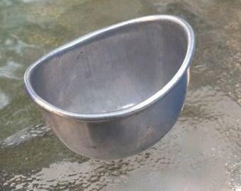 "Vintage 20's  ""LAVOPTIK"" Aluminum Tin Eye Bath Cup -"