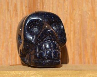 Sitara skull for meditation  KS030