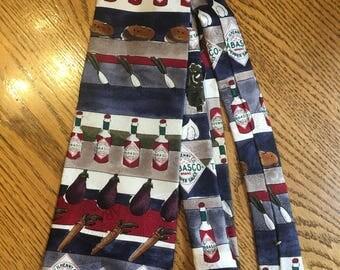 TABASCO, Vintage Necktie