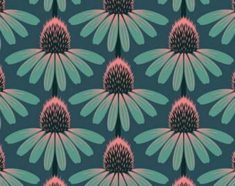 Anna Maria Horner - Floral Retrospective - Echinacea - Dim