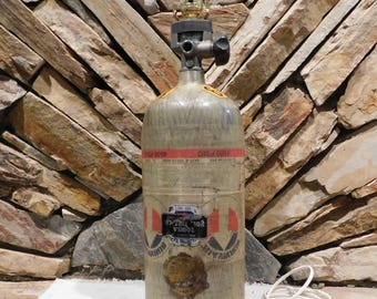 Survivair Fire fighter scba cylinder tank  lamp