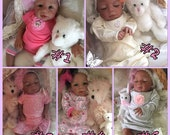 SPECIAL of the Week! Pick one of the biracial dolls shown at Sale Price Shown Sale Ends Sunday