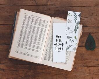 Bookmark Set of 5