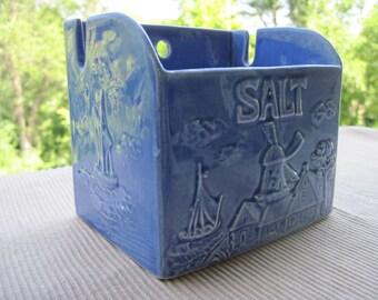 Blue Salt Cellar