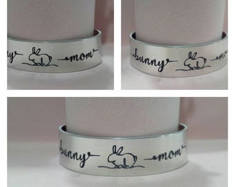 Bunny mom Bracelet