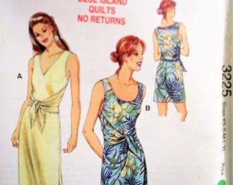 KWIK SEW 3225 summer dress pattern