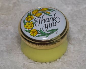 Vintage Crummles Small Thank You Box
