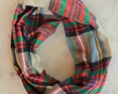 Lots of super soft and plush flannel cowls