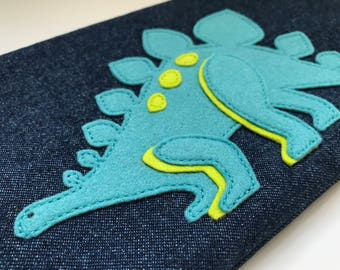 Dinosaur Pencil Case Pouch