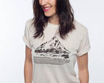 Mt Hood T Shirt for Britt