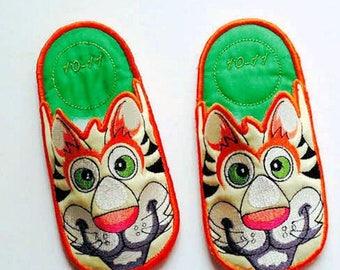 Kids slippers   Etsy