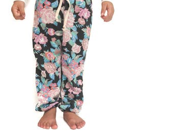 Floral Classic Beach Sweats