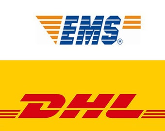 Upgrade DHL / EMS fast service