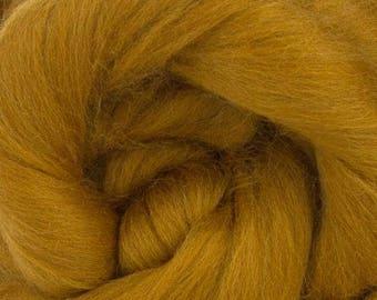 Antique Merino Wool Top - 23 Mic 64's -  Needle Felting - Spinning - Wet Felting - Nuno Felting - Wet Felting