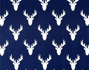 Buck Head Changing Pad Cover - Navy