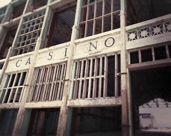 Asbury Park Casino, Casino Facade, Asbury Photograph, Jersey Shore, iconic new jersey