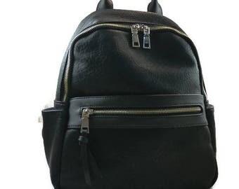 Ladies Backpack Camera Bag   Midsized DSLR Backpack   Travel Camera Case