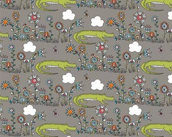 Lurking Organic Cotton Knit - Picnic Whimsy (6006.24.00.00)