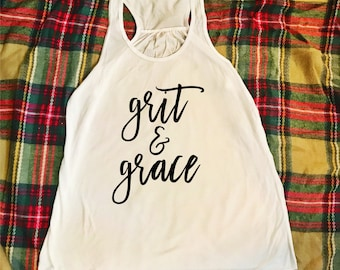 Grit and Grace Tank - Free Shipping!!