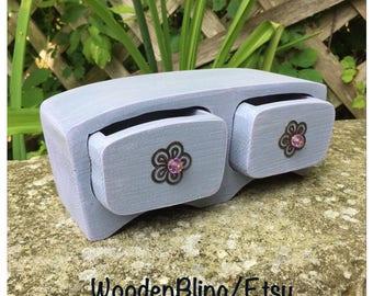 Jewelry Box, Stash Box, Keepsake Box, Gift Box, Gift for Her, Birthday, Gift for Girls, Teenage Girl, Bandsaw Box, Reclaimed Wood, Air Plant