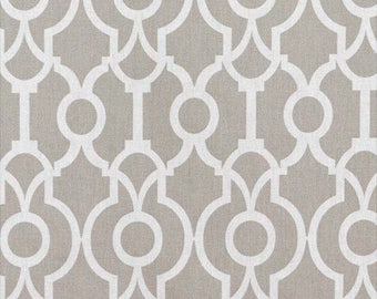 2 yards French Grey Backdrop Lyon Gray White - Home Decor  - Premier Prints  - fabric by the yard