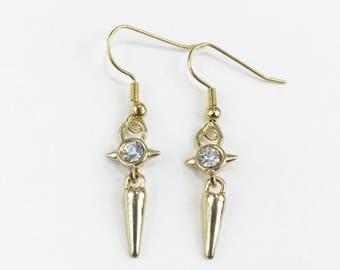 Kat Spiked Earrings