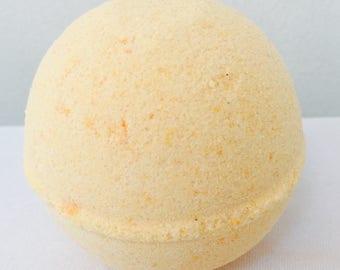 Orange Burst Bath Bomb Shot