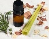 Regis inspired Perfume - Essential oil roll on perfume - Cosplay