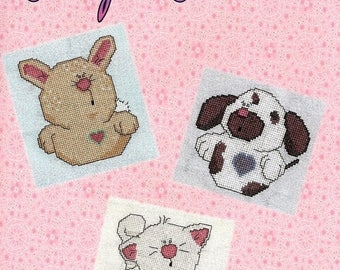 25% OFF SALE SALE Cm Designs Baby Bubbles Cross Stitch Pattern