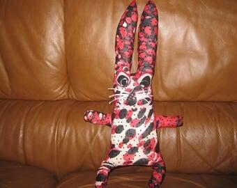 """blanket/rabbit - for small children - """"henri"""""""