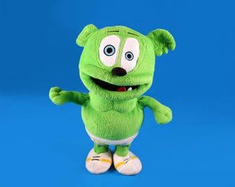 Running Gummibär (The Gummy Bear) Plush Toy!