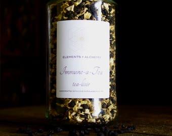 Immune-a-Tea Herbal Tea-lixir with Elderberries