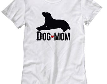 Dog Mom Mother's Day Gift Animal Lover Rescue Labrador Shirts Shirt