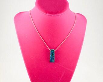 Greek Ceramic Necklace 2