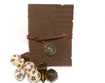 Pirate Spell Book- Dungeons and Dragons
