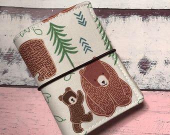 Stickerdori / Washi Wallet / Reward Card Wallet / Credit Card Wallet