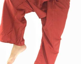 TCP0029 fisherman pant thai yoga pant pants men's Fashion fit for all