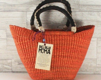 U Shopper Small - C06 Orange