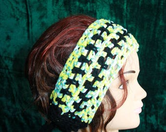 headband made of wool and cotton, very convenient