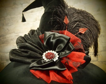 """Witch Hat """"Lady in Red"""""""