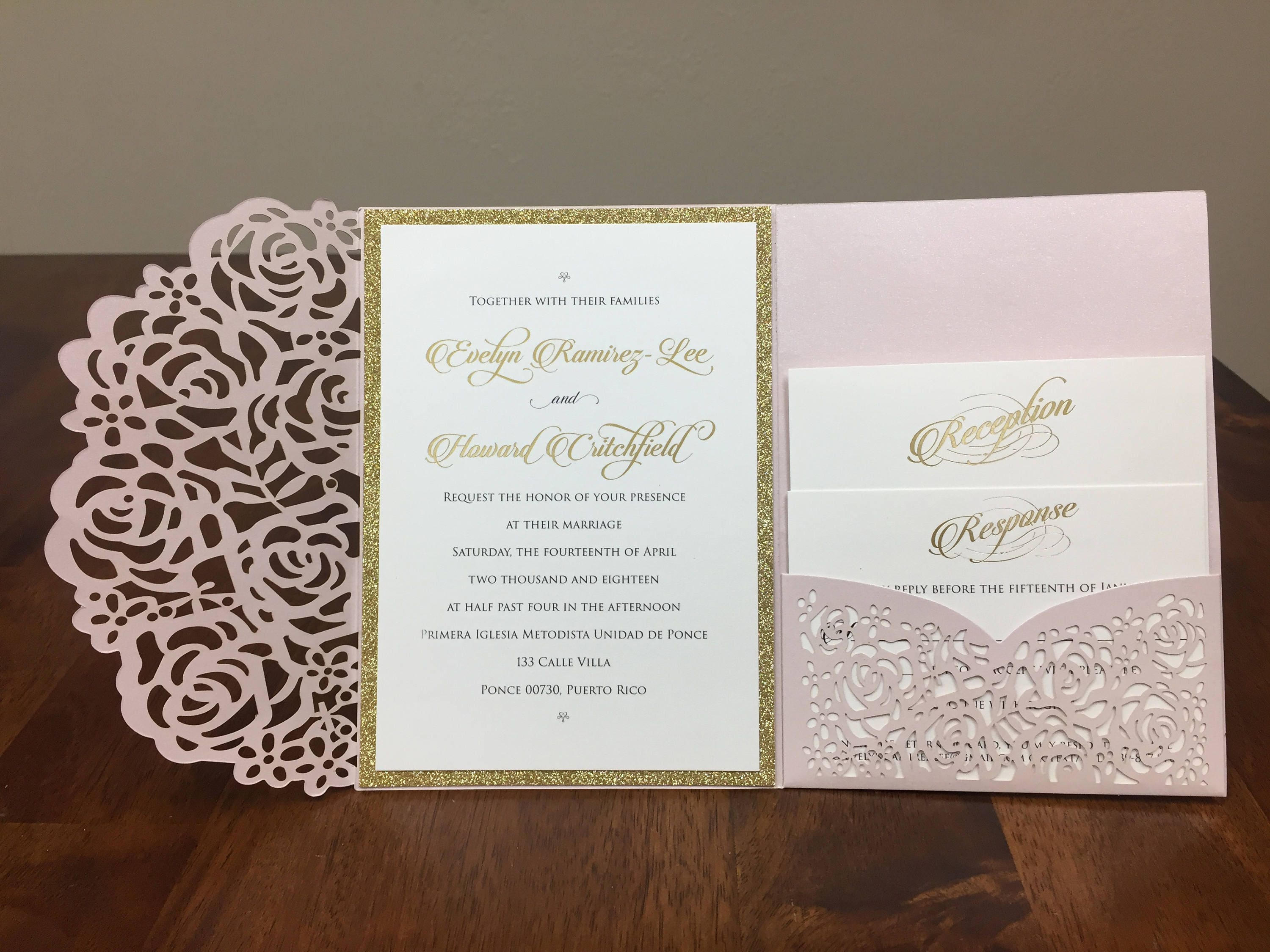 Business card wedding invitations gallery party invitations ideas monat vip business cards monat care instructions business gorgeous laser cut wedding invitations pocket wedding invitation magicingreecefo Image collections