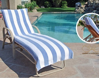 Merveilleux Personalized Lounge Chair Cover, Beach Chair Cover, Pool Chair Cover,  Chaise Cover,