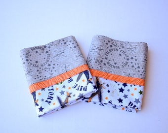 Aviation Themed Pillowcase Set of 2