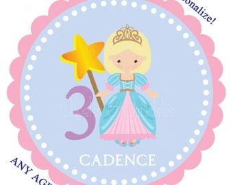Birthday Princess Printable Iron On Transfer, Personalized Disney DIY T-Shirt Printable, DIGITAL FILE, Gift Idea, Birthday Shirt