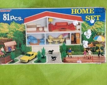 Blue Box Home Set