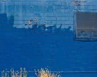 Blue Wall 4x6,5x7, 8x10, 11x14